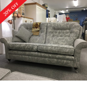 click to view vale petite 3 seat settee