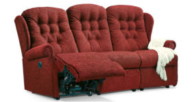 Lynton Manual/Powered 3 Seater Recliner