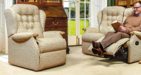 Lynton Knuckle Chair