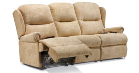Malvern Manual/Powered 3 Seater Recliner