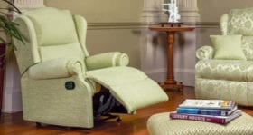 Claremont Manual/Powered Recliner