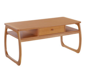 Classic Teak Burlington Coffee Table