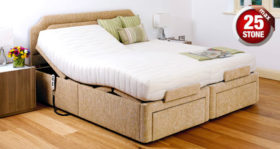 Dorchester 6' Adjustable Bed