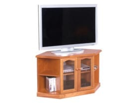 Trafalgar Corner TV/DVD Unit With Doors