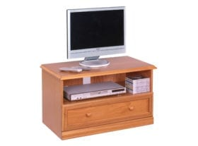 Trafalgar 1 Drawer TV/DVD Unit