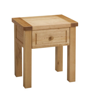 Bretagne Lamp Table with Drawer