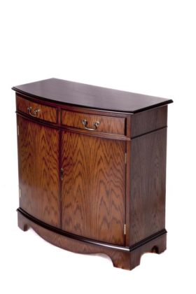 Reproduction Bow Sideboard