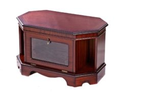 Reproduction Small TV/DVD Unit