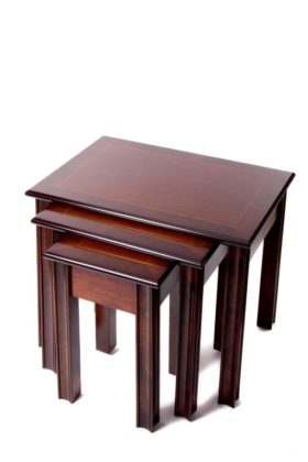 Reproduction Chippendale Nest of Tables