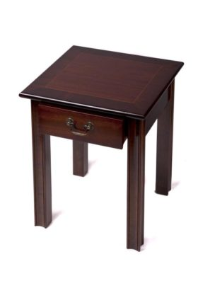 Reproduction Chippendale Lamp Table