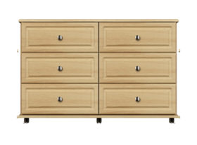 6 Drawer Multi-chest