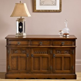 3 Door/3 Drawer Sideboard