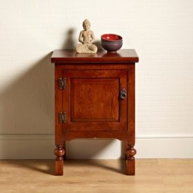 Single Door Pedestal Cabinet