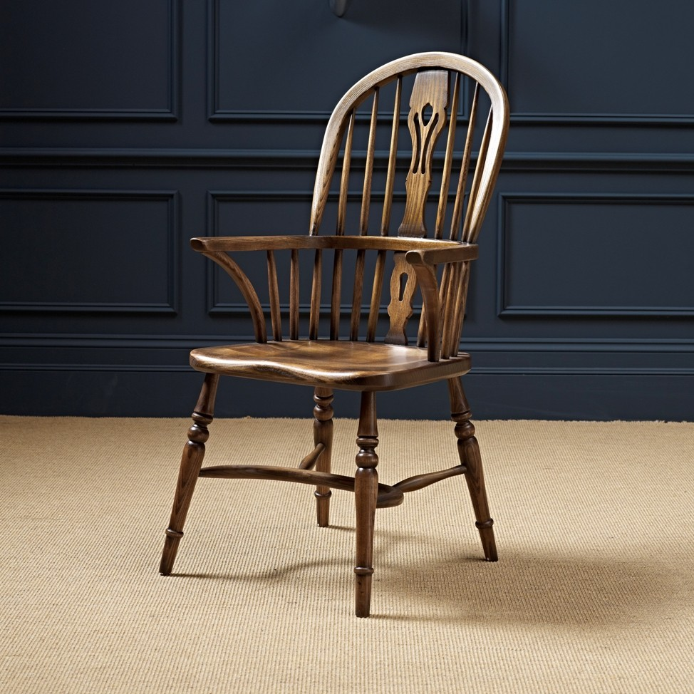 Old Charm Windsor Armchair » Whitmore Jones (Chichester)
