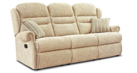 Ashford Manual/Powered 3 Seater Recliner