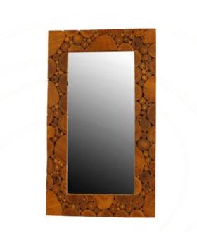 Nature's Way Woodland Rectangular Mirror