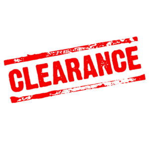 click to view clearance image