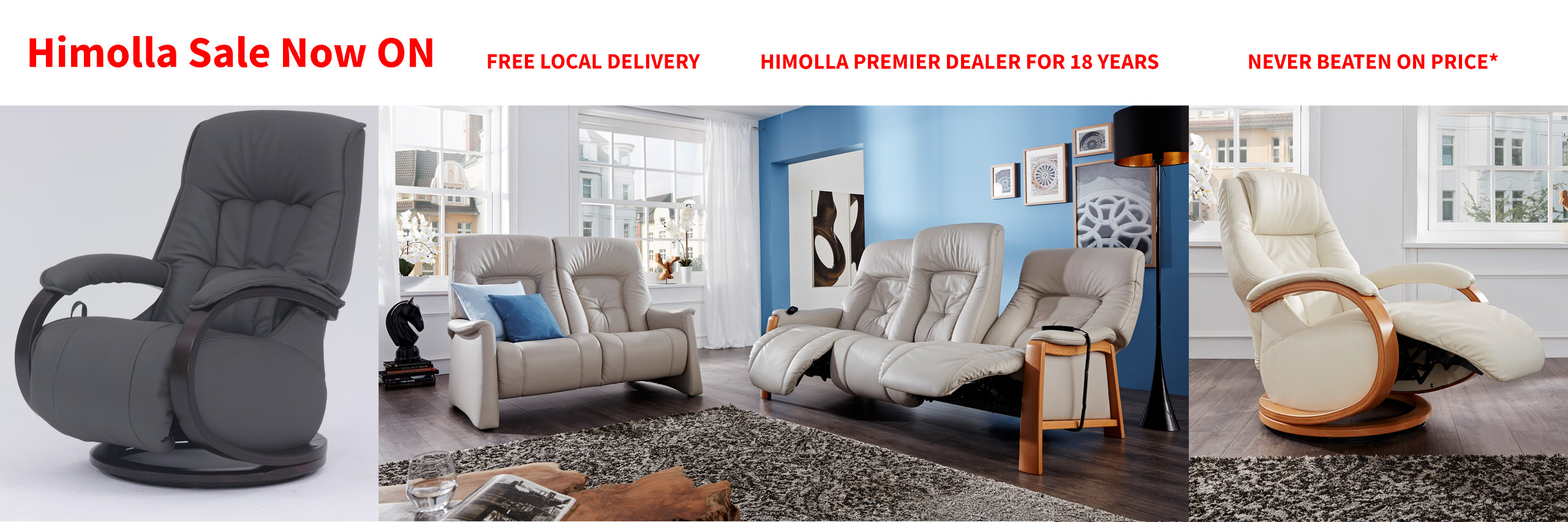 Himolla Sales Price Banner