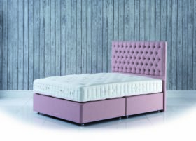 click to view hypnos elite cashmere bed