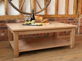 click to view pelham coffee table