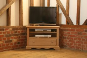 click to view pelham corner entertainment unit