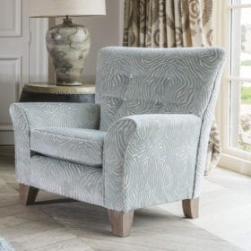click to view avignon accent chair