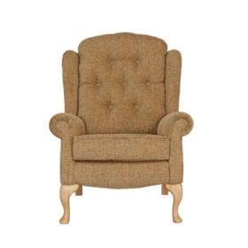 click to view woburn legged petite fireside chair